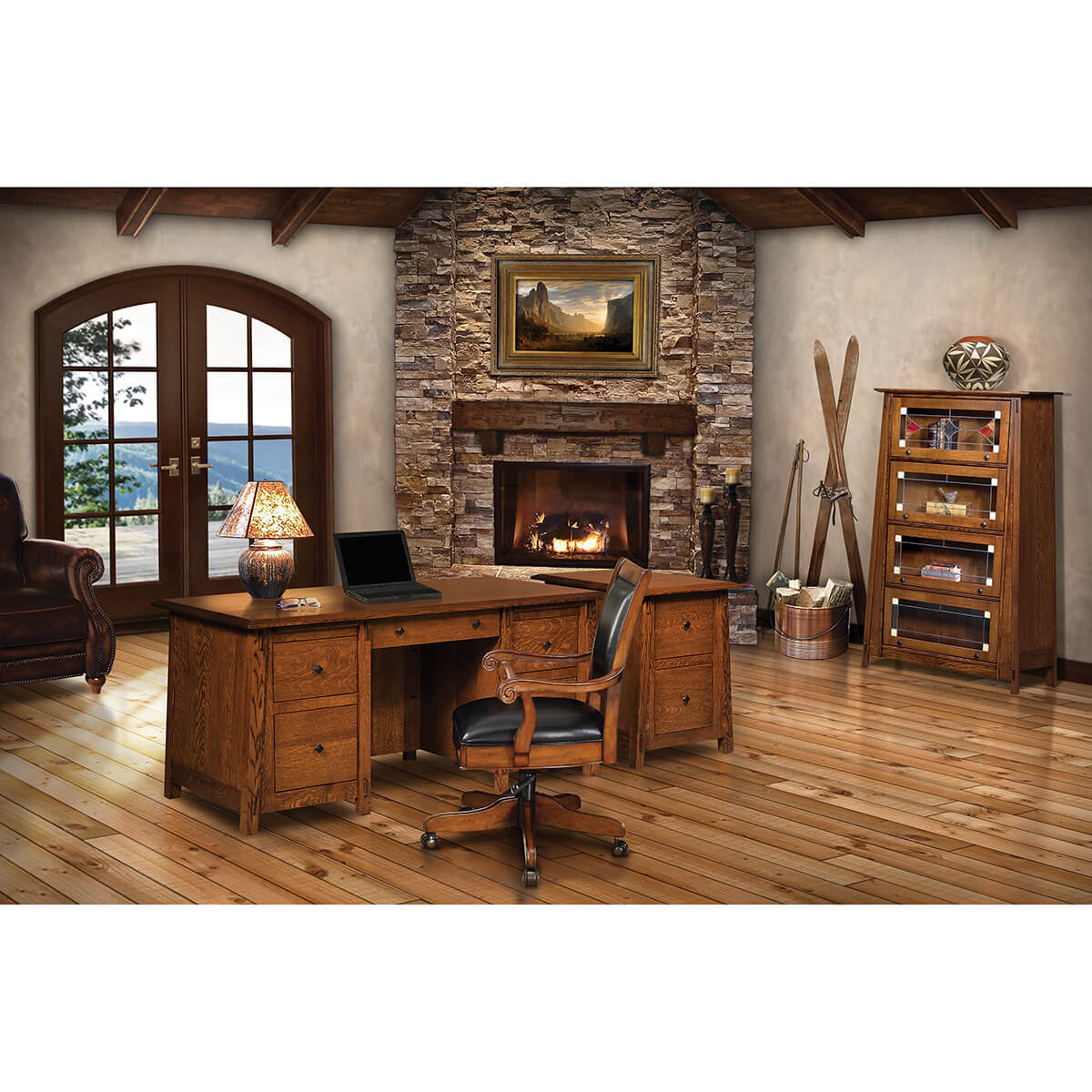 office furniture solid wood amish country heirlooms