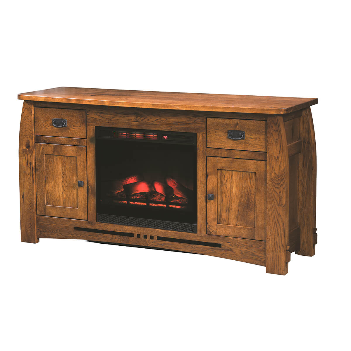 Colebrook Tv Console With Fireplace