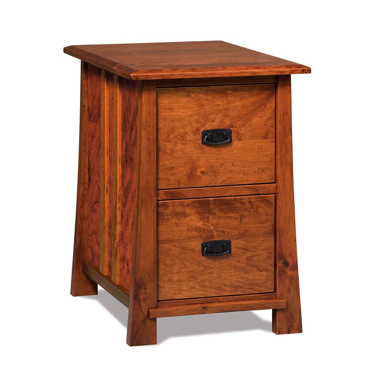 Grant 2 Drawer File Cabinet Unfinished Back